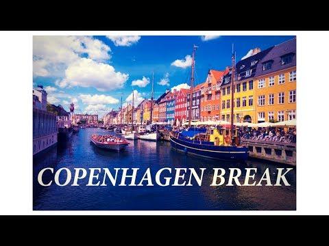 Copenhagen City Break - Sony RX100 IV Film