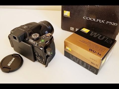 Using the Nikon WU-1A Wi-Fi Adapter Set Up and Review