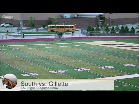 4A Football - Cheyenne South vs. Gillette
