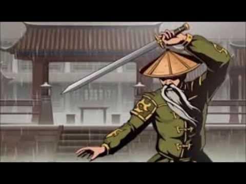 Музыка из игры shadow fight 2 отшельник