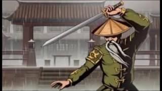 Shadow Fight 2 отшельник крутая музыка