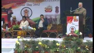 Rev Phil Delsaut - Republic Day India
