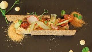 Завтрак на 7 с «KADORR Restaurant». Паштет из курицы с вялеными томатами и тимьяном