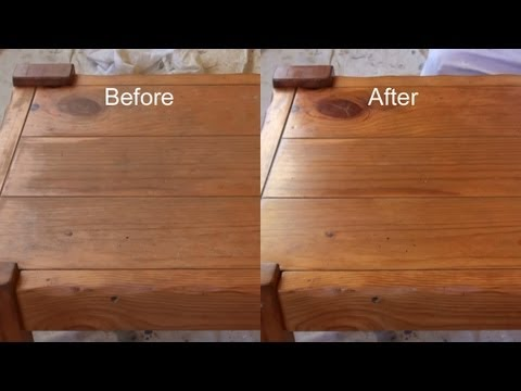 A QUICK Alternative - How To Apply Polyurethane or Varnish