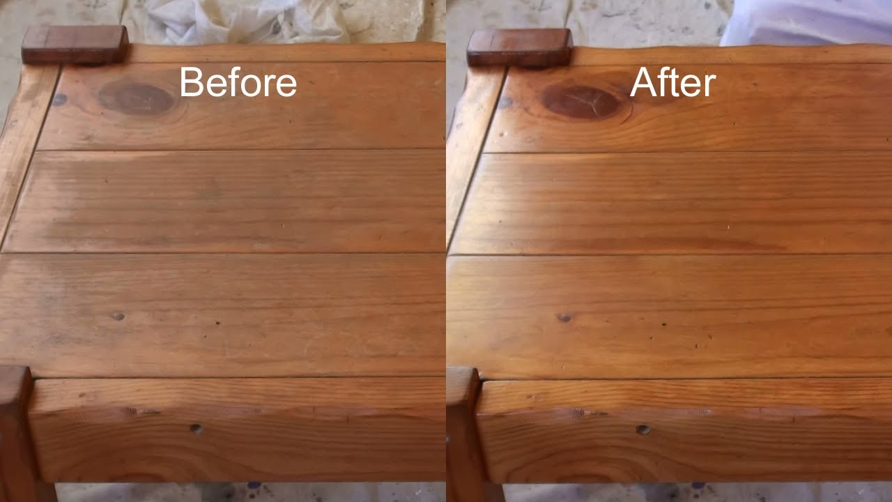 A Quick Alternative How To Apply Polyurethane Or Varnish Clear