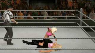 Lacey Von Erich vs. Madison Rayne