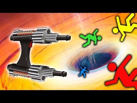 THE BLACK HOLE GUN IS TOO OP!