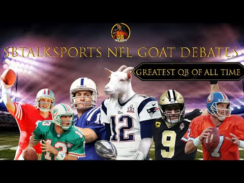greatest QB of all-time debate ... join the live panel
