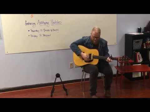 New Herald Jam Sessions featuring Anthony Peebles