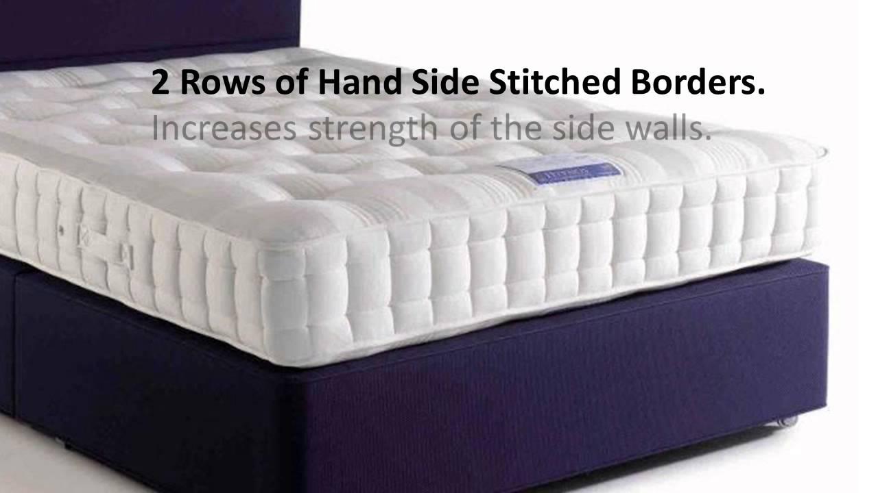 Hypnos Orthos Silk Mattress