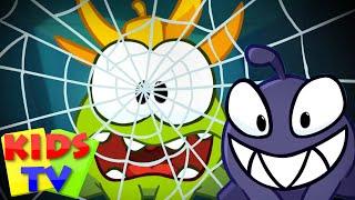 Om Nom Halloween Stories  Halloween Special Episodes  Cartoon Videos for Children - Kids Tv
