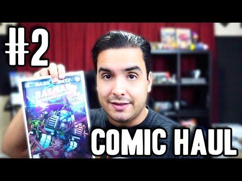 Comic Haul #2 - Dark Knights Metal & More