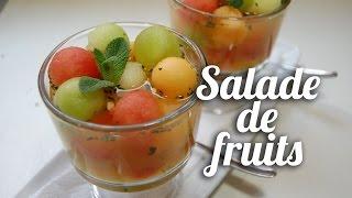 Recette De La Salade De Fruits