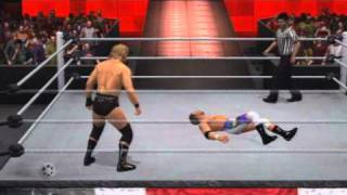 Smackdown Vs Raw 2011 Knee Trembler