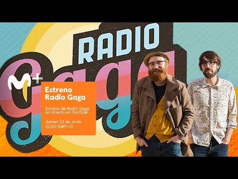 ¡ESTRENO! Radio Gaga: Primer programa completo | #0