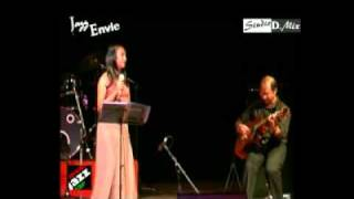Joëlle Claude feat. Datita Rabeson -- The Way You Look Tonight (Dorothy Fields / Jerome Kern)