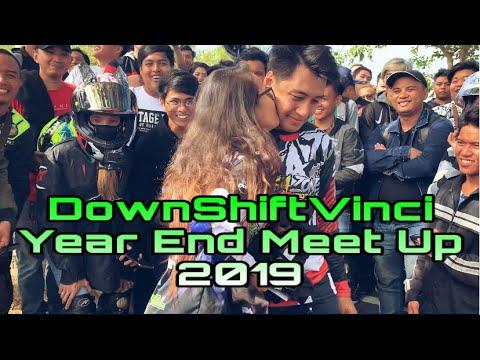 DownShiftVinci Dinumog Ng Mga Fans   Year End Meet Up 2019