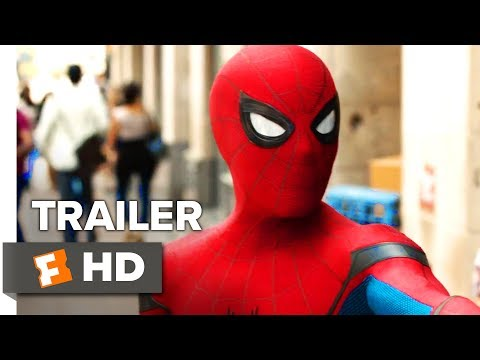 Thumbnail: Spider-Man: Homecoming Trailer #3 (2017) | Movieclips Trailers