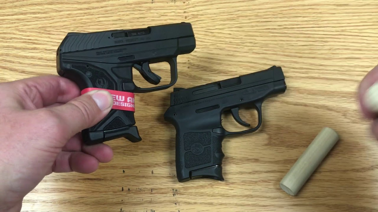 Comparison Of The Ruger Lcp Ii And Smith Amp Wesson
