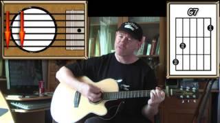 Скачать Across The Universe The Beatles Acoustic Guitar Lesson Easy Ish