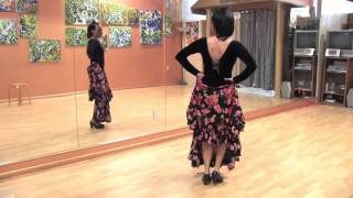 Flamenco Dance Steps