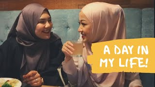 A day in my life: Follow me around!