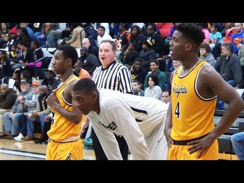 Simpson and Culver Help Lead Harding to 79-78 Win Despite Cleveland Heights Comeback Effort