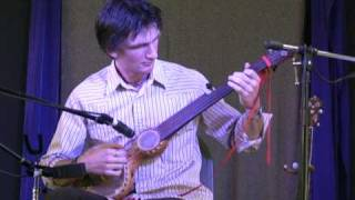 "Adam Hurt gourd banjo ""John Riley the Shepherd"""