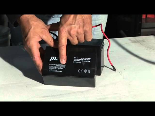 All about the batteries and how to see if they are good