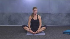 Hip-opening yoga stretches