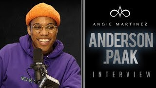 Anderson .Paak Talks Mac Miller, Dr. Dre Producing His Album, + Voting