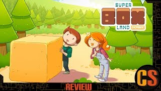 SUPER BOX LAND DEMAKE - PS4 REVIEW (Video Game Video Review)