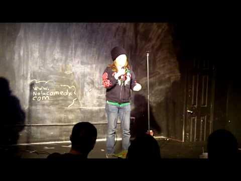 Nola Comedy La Nuit Amy Anderson 2/26/2010