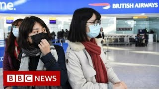 Coronavirus: Flight taking Britons out of Wuhan is delayed - BBC News