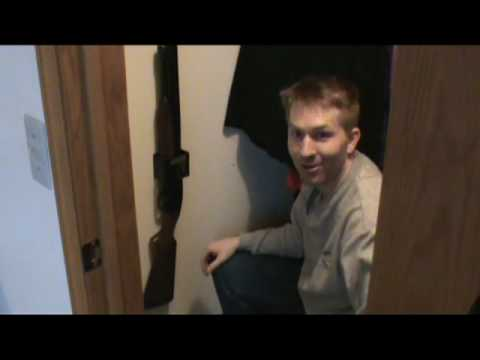 Mossberg Loc Box Wall Mounted Shotgun Security Review