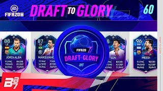 THAT'S FILTHY! GET IN MY SON! | FIFA 20 DRAFT TO GLORY #60