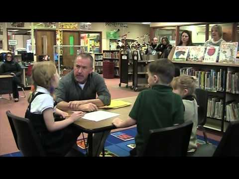 Kindergarten David Matteson Small Group Narrative