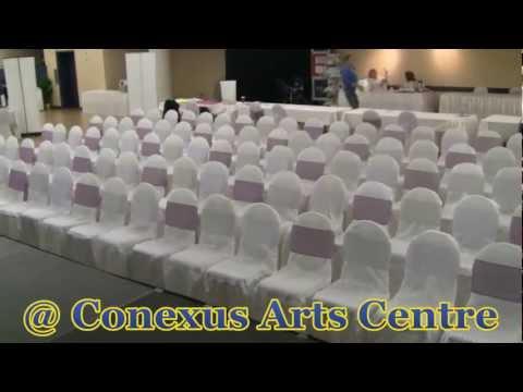 Regina Wedding Event & Party Decoration by Wedding Trendz @ Conexus Arts Centre