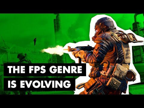 The FPS Genre Is Evolving - Video Essay
