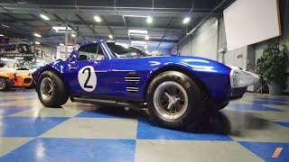 "Chevrolet Corvette ""Cobra Killer"" Grand Sport By Superformance"
