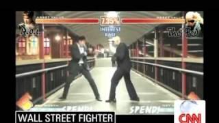 CB Fresh's WALL STREET FIGHTER IV on CNN
