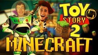 TOY STORY SUR MINECRAFT - On est des jouets avec Frigiel ! - Épisode 2