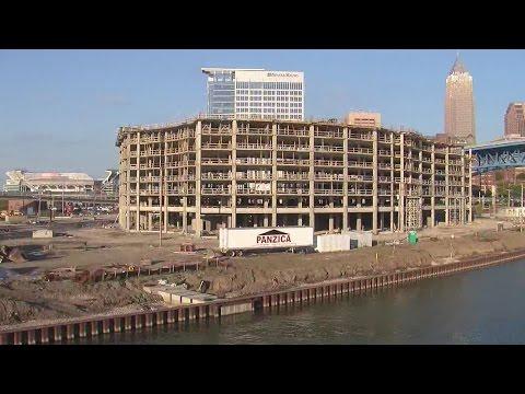 Cleveland Lakefront Development Plans