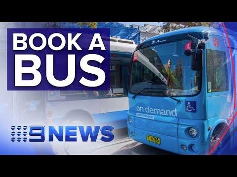 On Demand Bus Trial Costing Taxpayers Millions Of Dollars | Nine News Australia