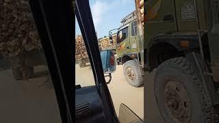 Sơn hạ nhiều xe lên chở bột keo với xe chở keo quá .. , tiếng hre