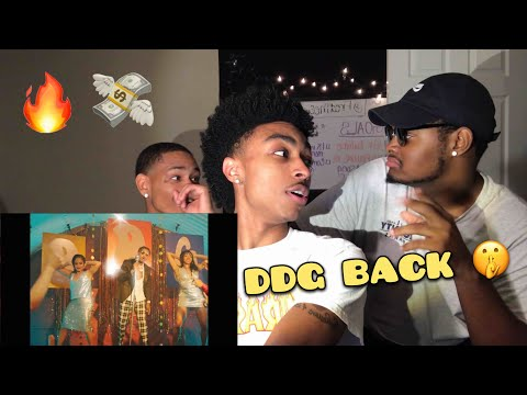 DDG - Young, Rich & Black ( BEST REACTION ) | @Fredthegreat__ FT. @THATDUDEDRE and @TY