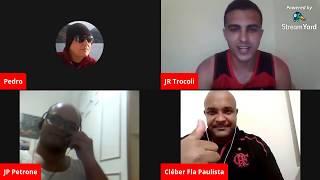 19/02/2020 - PRÉ-JOGO | ProgramaRN ESQUENTA » Independiente del Valle x Flamengo - Recopa.