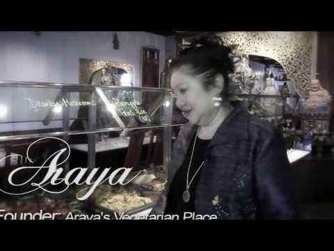 Seattle Vegan Restaurant -- Thai Food Seattle -- Araya's Place