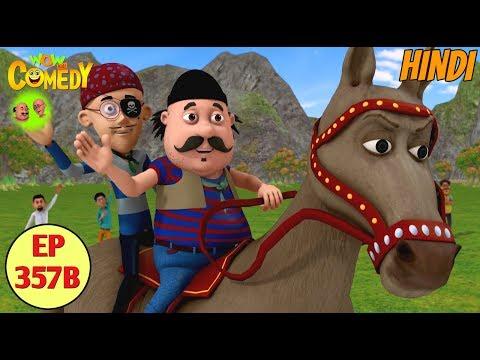 Motu Patlu 2019 | Cartoon in Hindi| Hero Don |3D Animated Cartoon for Kids thumbnail