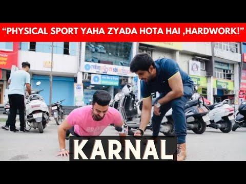 Karnal Reacts on KHEL KOOD in Haryana | Public Hai Ye Sab Janti hai |JM#Jeheranium